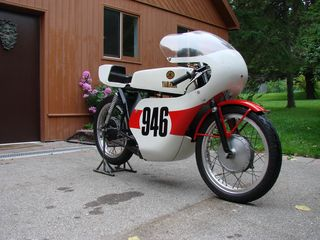 1969 Yamaha GYTKIT 125 Twin For Sale (6)