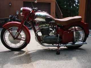 1955 Jawa 500 For Sale (5)