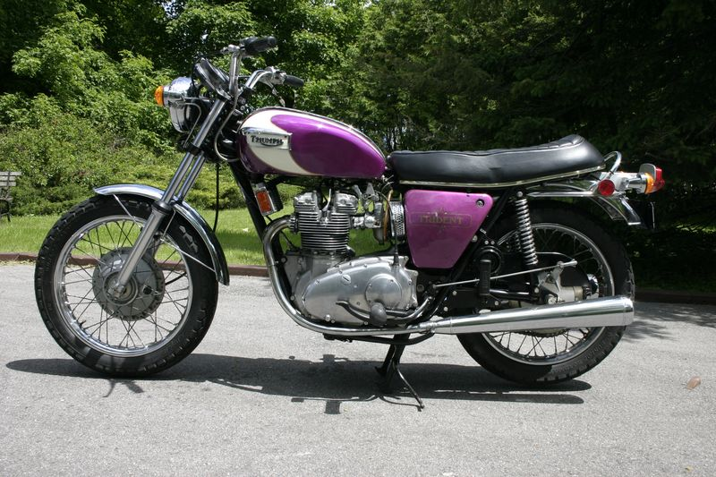 1972 Triumph T150V Trident For Sale