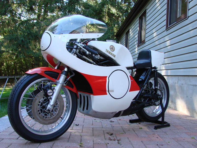 1972 Yamaha TZ 700 For Sale (2)