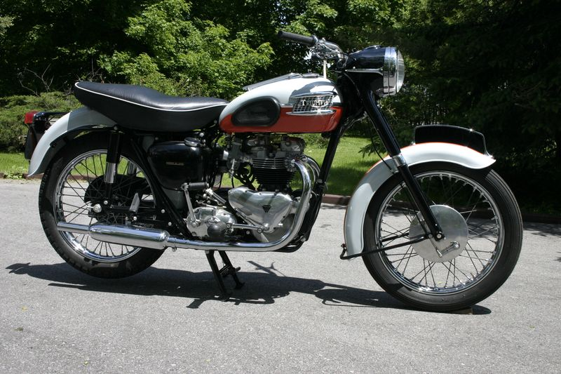 1959 Triumph Bonneville For Sale (4)