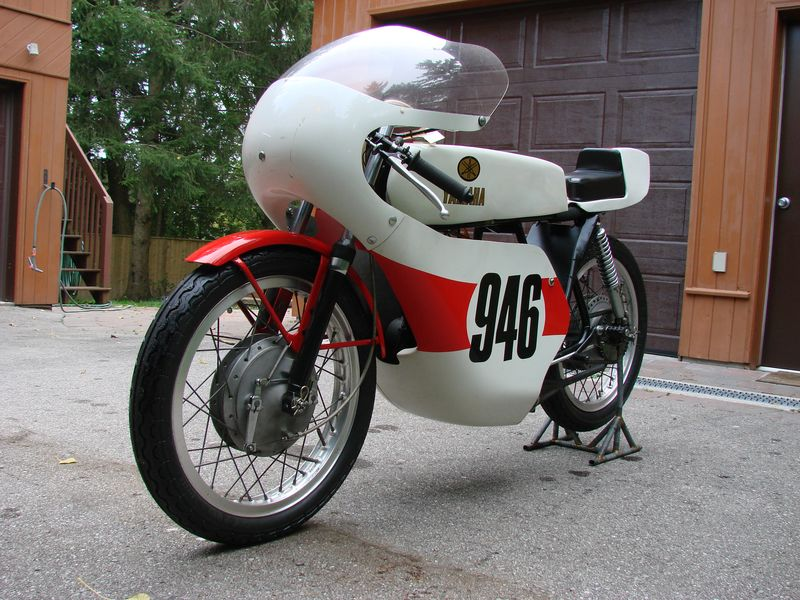 1969 Yamaha GYTKIT 125 Twin For Sale (2)