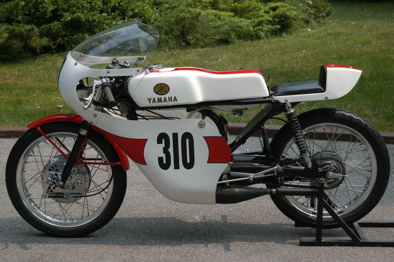 1973 Yamaha TA125 For Sale (2)