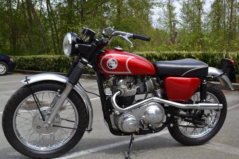1968 Norton P11 For Sale (5)