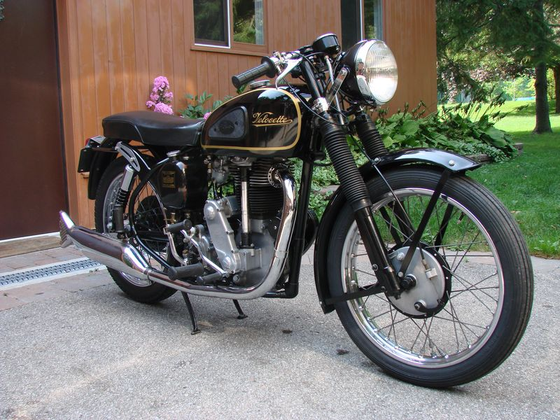 1939 Velocette KSS  MAC Special For Sale