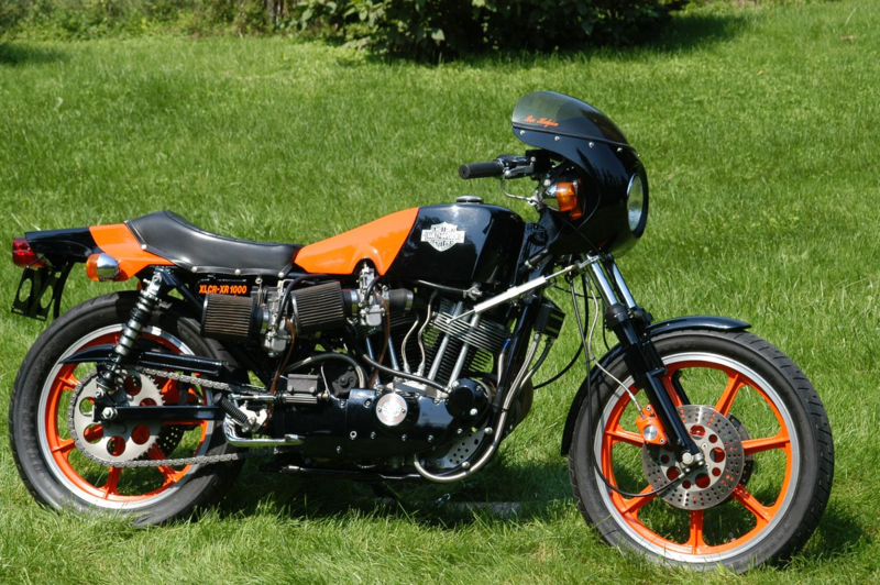 1978 H-D XLCR XR1000 FOR SALE