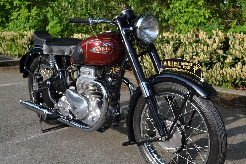 1952 Ariel Square 4 For Sale (2)
