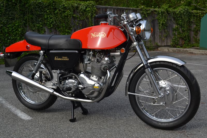 1971 Norton Commando Fastback For Sale (2)