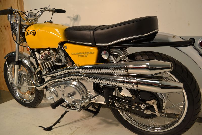 1969 Norton S Type For Sale (4)