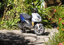 CPI Hussar 125 Road Test, Steve Munro, Carriacou, loudbike